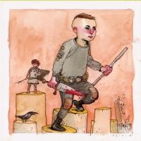 Bance  Comic Art