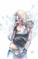 Jessica Jones: Alias Trade Paperback Vol. 3 Cover Art by David Mack (2015) Comic Art
