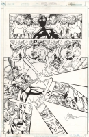 Green Lantern V3 #125, Pg. 11 by Johnson and Aiken, Comic Art