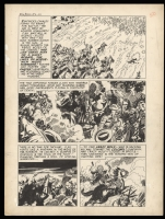 Boy's Ranch #4 Pg. 5 by Kirby and Simon Comic Art