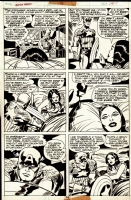 Captain America #198, Pg. 14 by Kirby and Giacoia Comic Art