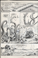 Creepy #117 Pg. 59 by Mayerik and Easley, Comic Art