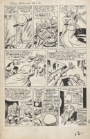 Tales to Astonish #39 Pg. 10 by Kirby and Ayers   The Vengeance of the Scarlet Beetle  Comic Art