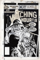 Witching Hour #66 Cover by Jack Sparling, Comic Art