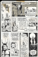Batman Family #15 Pg. 34 by Michael Golden, Comic Art