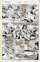 Sensational She-Hulk #22 Pg. 4 by Artis and Sanders III, Comic Art