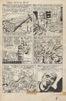 Tales to Astonish #39 Pg. 5 by Kirby and Ayers   The Vengeance of the Scarlet Beetle  Comic Art