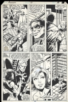 Avengers #181 Pg. 22 by John Byrne and Gene Day, Comic Art