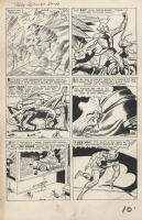 Tales to Astonish #39 Pg. 8 by Kirby and Ayers   The Vengeance of the Scarlet Beetle  Comic Art
