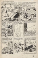 Tales to Astonish #39 Pg. 2 by Kirby and Ayers   The Vengeance of the Scarlet Beetle  Comic Art