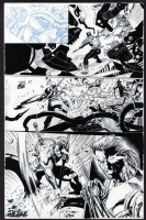Cable & Deadpool #27 Pg. 6 by Medina and Tadeo, Comic Art