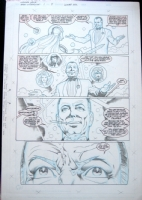 Angels of Destruction #1 Pg. 9 by Leonard Kirk, Comic Art