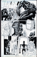 Cable & Deadpool #27 Pg. 21 by Medina and Tadeo, Comic Art