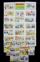 Archie's Pals N Gals #155 - 24 Int. Color Guide pgs, Comic Art