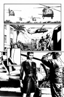Uncanny #6: page 21, Comic Art
