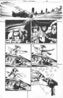 Harley Quinn Valentine's Special pg. 30, Comic Art