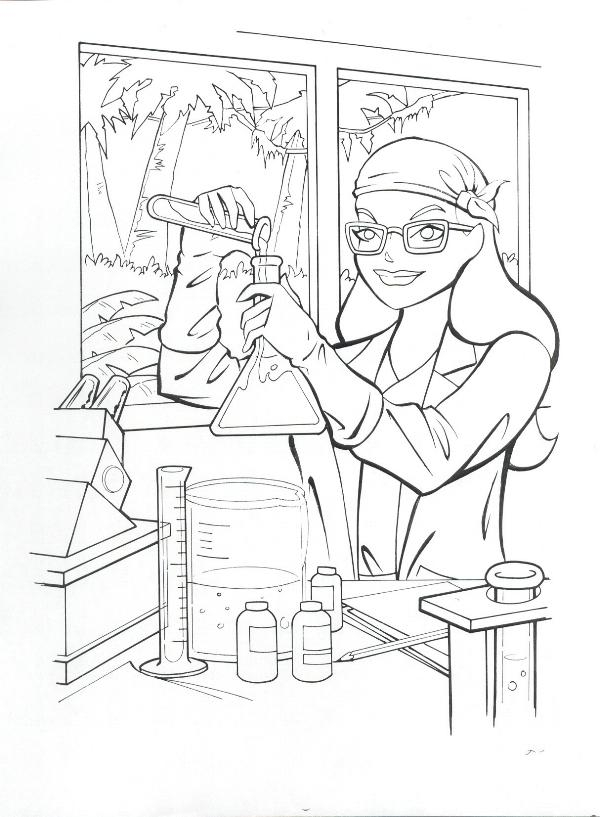 gotham city coloring pages - photo#15