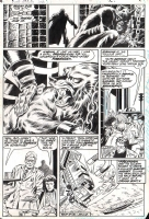 Firestorm #45 pg12 Comic Art