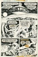 Kamandi 35 Page 5 - Jack Kirby Comic Art