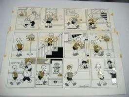 Henry Comic Art