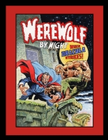 Werewolf by Night #15 Cover by Mike Ploog ($4995) Comic Art