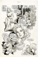 Savage Sword of Conan #21 Page 25 (SOLD) Comic Art