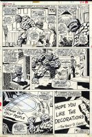 Marvel 2 in 1 #6 Page 22 (SOLD) Comic Art
