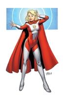 Saturn Woman by Gene Gonzales & Simon Gough Comic Art