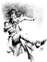 The Joker by Ron Salas Comic Art
