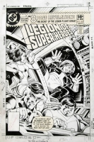 Legion of Super-Heroes #267 Cover Comic Art