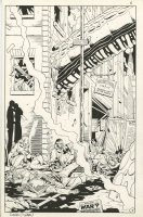 Watchmen #12 pg.5, Comic Art