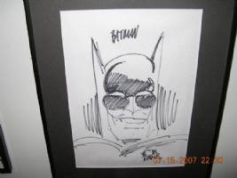 Batman by Bob Kane Comic Art