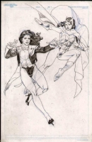 06 Nearly complete Zatanna and the Scarlet Witch Comic Art