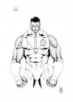 Giuseppe Camuncoli - Colossus - Angouleme 2009 Comic Art