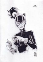 Giuseppe Camuncoli - Catwoman - Angouleme 2005 Comic Art
