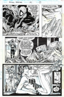 Amazing Spider-Man #320 pg 9 by Todd McFarlane, Comic Art