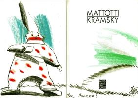 Mattotti, Lorenzo Comic Art