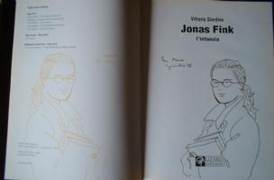 Vittorio Giardino on Jonas Fink - L'infanzia Comic Art