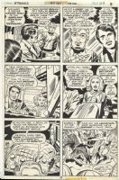 The Eternals #15 page 23 Comic Art