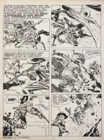 Jack Kirby Boy's Ranch 1 page 3 RESTORED! Comic Art