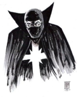 Confessor (Astro City) by Dave Fox (Big Apple Con 2015), Comic Art