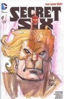 Secret Six #1: Catman by Rod Reis (New Jersey Comic Expo 2015), Comic Art