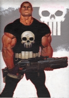 ARIEL OLIVETTI'S PUNISHER Comic Art