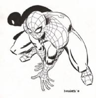 Spider-Man - Nick Dragotta  Comic Art