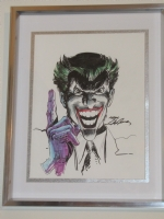 NEAL ADAMS- JOKER Comic Art