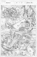 War of Kings Ascension # 4 page 16 Comic Art