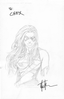 Ms. Marvel Comic Art