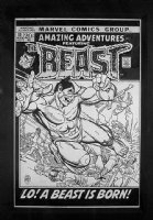 Amazing Adventures #11 Comic Art
