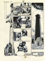 The Bodyssey  by Richard Corben Comic Art
