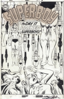 Neal Adams, Superboy #159, Comic Art